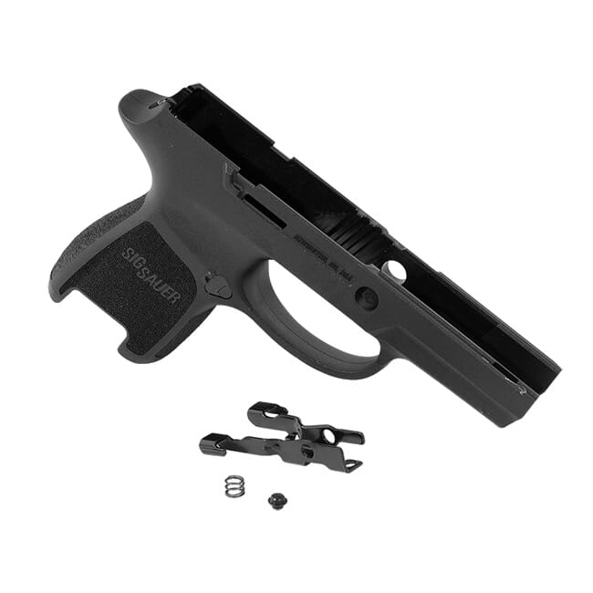 Sig Sauer Grip Module Assembly 250/320 9mm/.40 S&W/357 Subcompact Small Black GRIP-MOD-SC-943-SM-BLK