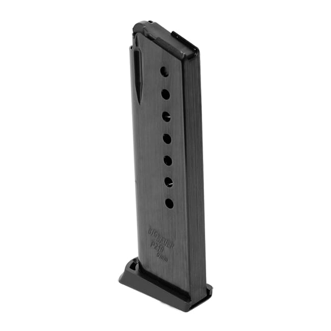 Sig Sauer 210 9mm 8rd Side Release Magazine MAG-210-9-8-LG