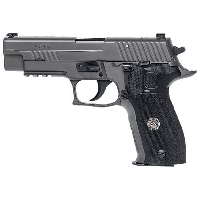 Sig Sauer E26R 9mm Legion Pistol E26R-9-LEGION