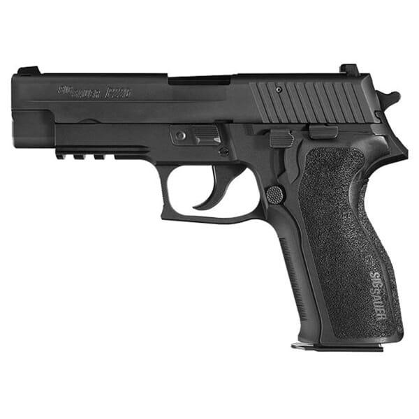 """Sig Sauer P226 .40 S&W 4.4"""" Nitron DA/SA (2) 12rd Handgun E26R-40-B"""