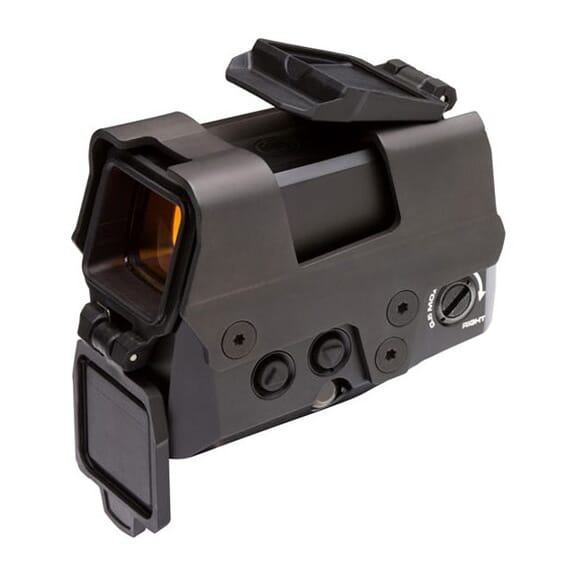 Sig Sauer Romeo8T Red Dot Sight Ballistic Circle 0.5 MOA Hex Bolt Mount Black SOR81002