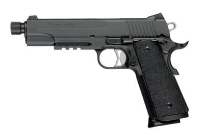 Sig Sauer 1911 TACOPS TB .45 ACP Pistol 1911R-45-TACOPS-TB