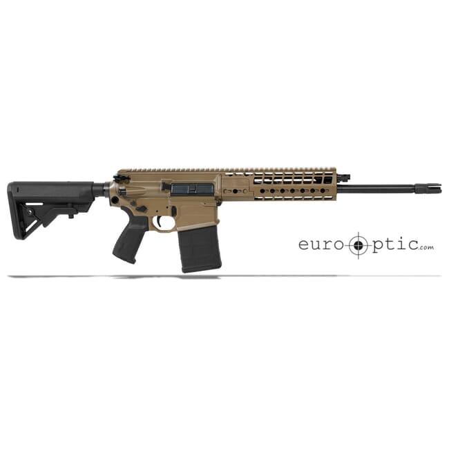 Sig Sauer 716 G2 7.62 NATO Patrol Semi-Auto FDE Rifle R716G2-16B-P-FDE