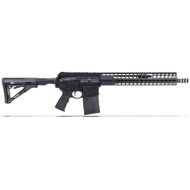 "Sig Sauer 716 G2 7.62 NATO DMR Semi-Auto 16"" Black Rifle R716G2-H16B-DMR"