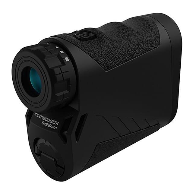 Sig Sauer KILO1800BDX Laser Range Finding Binocular Monocular 6x22mm Black SOK18602