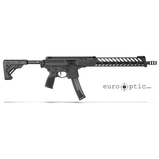 Sig Sauer SIG MPX PCC 9mm 16in Black Folding Stock Rifle RMPX-16B-9