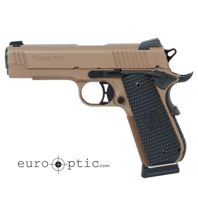Sig Sauer 1911 Emperor Scorpion Pistol 1911FTCA-45-ESCPN