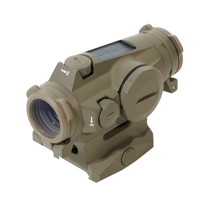 Sig Sauer ROMEO4T Red Dot Sight Ballistic Circle Dot 0.5 MOA SOR43131
