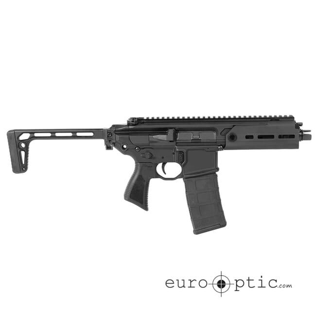 Sig Sauer SIG MCX, 5.56 Nato, Semi, Sbr, 5.5in Bbl, Pdw Stock, Al MLOK Hg, (1) 30rd Mag Pistol RMCX-5B-TAP-SBR