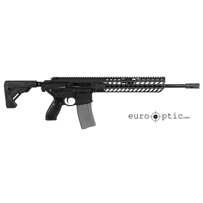 "Sig Sauer MCX Patrol 5.56 Nato 16"" Black Rifle"
