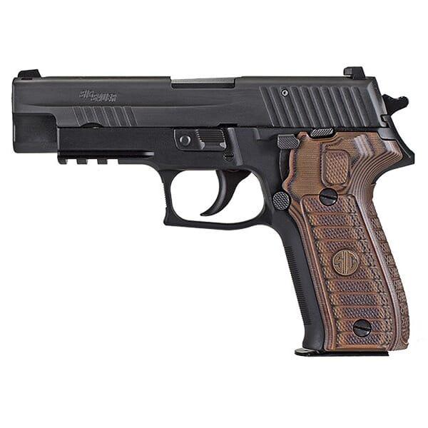 """Sig Sauer P226 9mm 4.4"""" DA/SA Black (2) 15rd Mag E26R-9-SEL"""