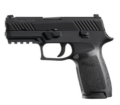 Sig Sauer P320 Carry 9mm Pistol 320CA-9-BSS