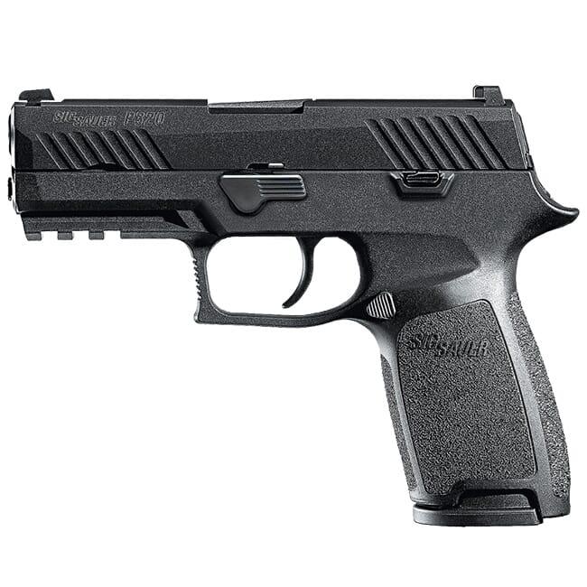 Sig Sauer P320 Compact 9mm Pistol 320C-9-B