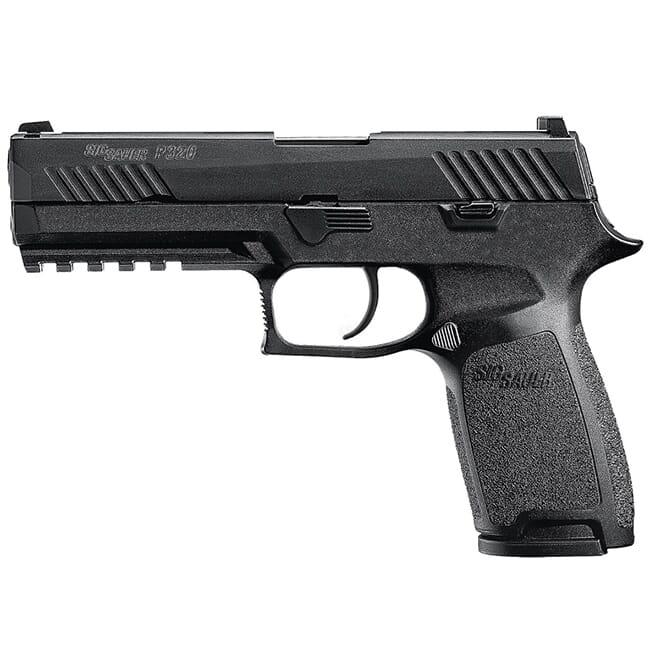 Sig Sauer P320 Full 9mm Pistol 320F-9-B