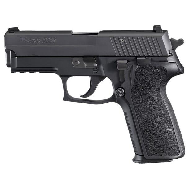 """Sig Sauer P229 9mm 3.9"""" Nitron DA/SA E2 Grip (2) 15rd Mag Handgun E29R-9-B"""