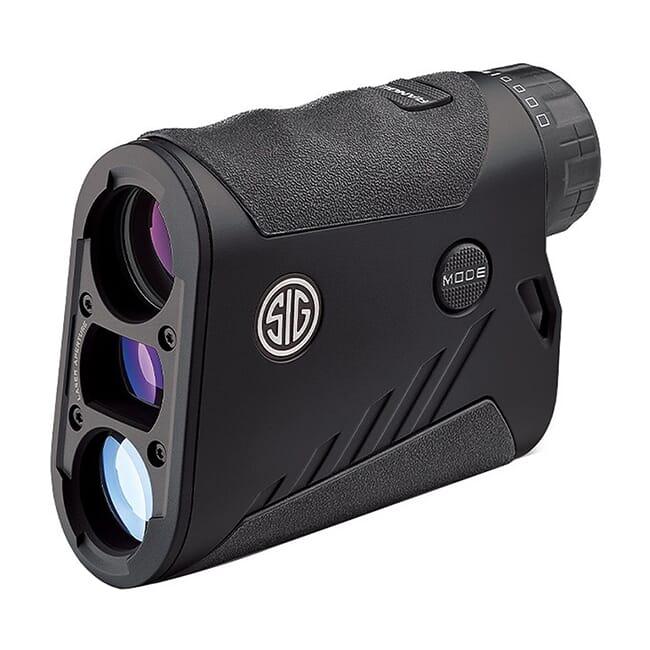 SIG Sauer Kilo1600 Laser Range Finding Monocular 6x22mm, Transmissive Red OLED Display SOK16608