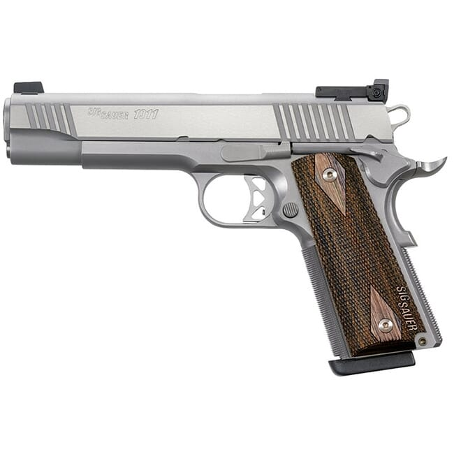 Sig Sauer 1911 Traditional Match 9mm Pistol 1911T-9-SME