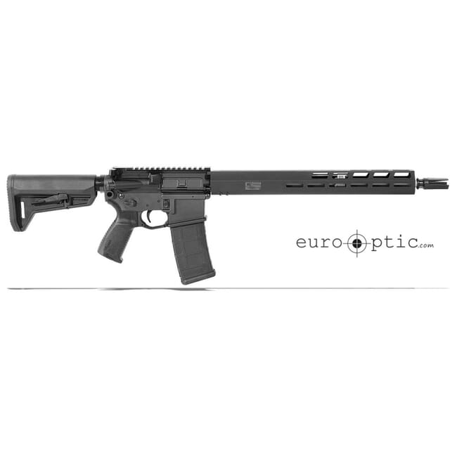 "Sig Sauer M400 TREAD 5.56 NATO 16"" 30rd. Black/Stainless Steel Rifle RM400-16B-TRD"
