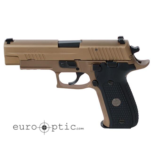 """Sig Sauer P226 9mm 4.4"""" Emporer Scorpion DA/SA FDE Pistol E26R-9-ESCPN"""