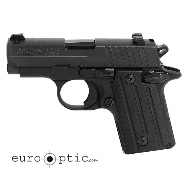 Sig Sauer P238 Micro-Compact .380 Nitron Pistol 238-380-B