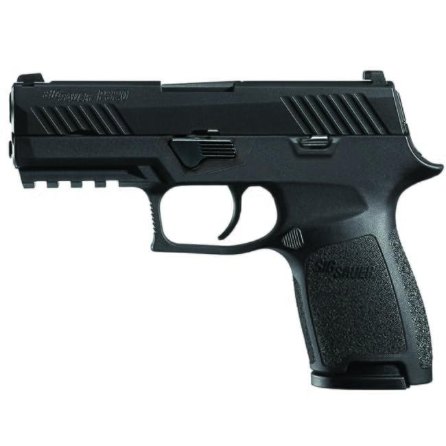 "Sig Sauer P229 9mm 3.9"" Nitron Black Striker Pistol w/ (2) 10Rd Mags 320C-9-B-10"