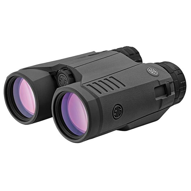Sig Sauer KILO3000BDX 10x42mm Black Edition Laser Rangefinding Binocular SOK31004