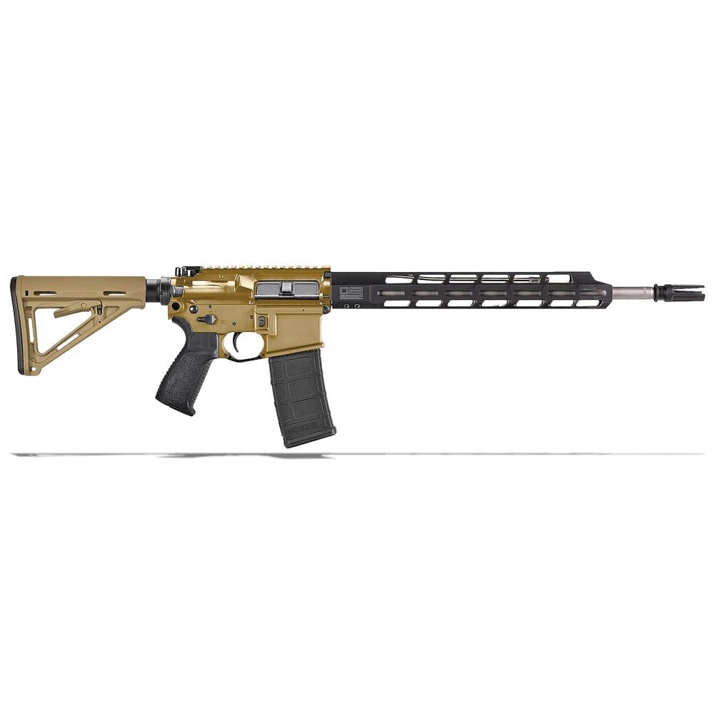 "Sig Sauer M400 TREAD Snakebite 5.56 NATO 16"" 30rd Cerakote Elite FDE/SS Rifle RM400-16B-TRD-SB"