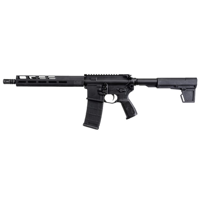"Sig Sauer M400 TREAD 5.56 NATO 11.5"" 30rd. Black/Stainless Steel Rifle RM400-11B-TRD"