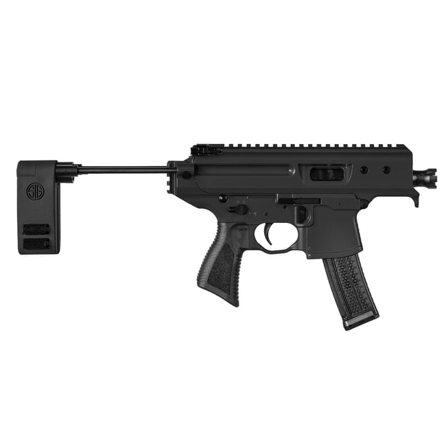 "Sig Sauer SIGMPX 9mm 4.5"" Black Copperhead Semi Pistol w/ (1) 20Rd Mag PMPX-4B-CH"