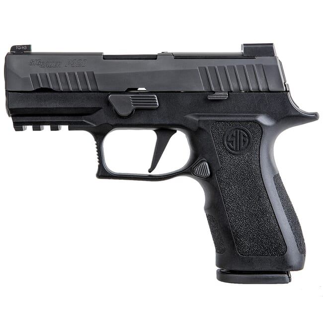 "Sig Sauer P320 9mm 3.6"" X-Series Black Striker Pistol w/ (2) 10Rd Mags 320XC-9-BXR3-R2-10"