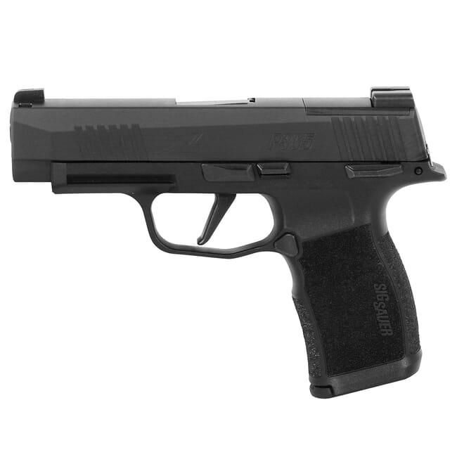 "Sig Sauer P365 9mm 3.7"" X-Series Black Striker OR MS Pistol w/ (2) 10Rd Mags 365XL-9-BXR3-MS-10"
