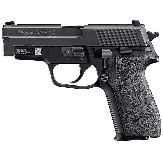 """Sig Sauer P229 9mm 3.9"""" M11-A1 Black DA/SA Pistol w/ (2) 10Rd Mags M11-A1-10"""