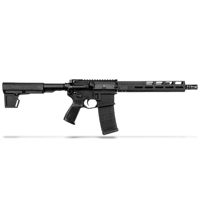 Sig Sauer SIGM400, 5.56 Nato, 11.5in, Tread, Blk, Semi, PCB, Al MLOK HG, (1) 30rd Mag Pistol PM400-11B-TRD