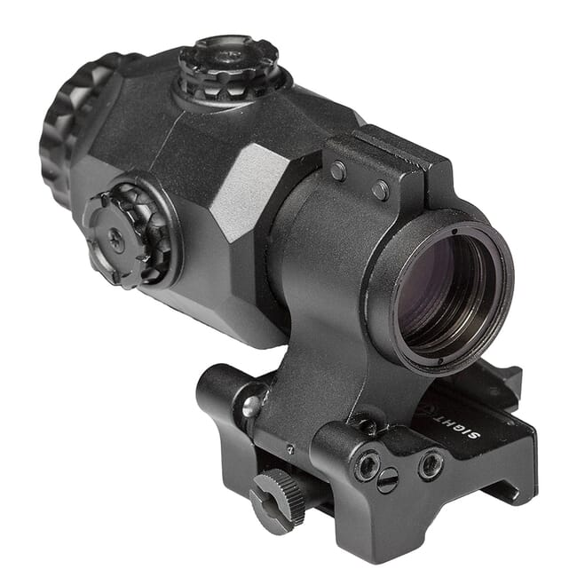 Sightmark XT-3 Tactical 3x Magnifier with LQD Flip to Side Mount SM19062