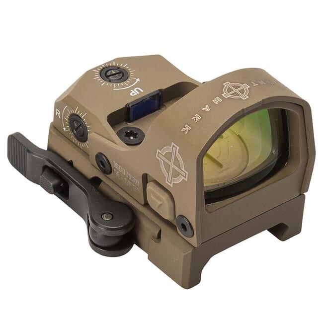 Sightmark Mini Shot M-Spec LQD 3 MOA Dark Earth Reflex Sight SM26043-LQDDE