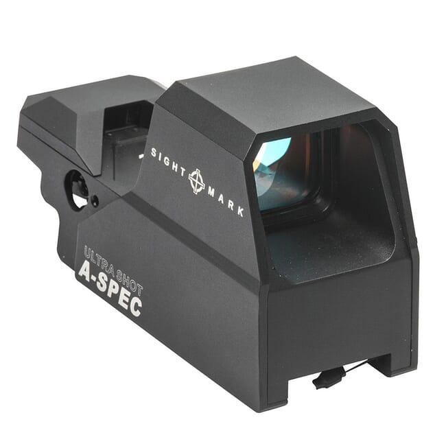Sightmark Ultra Shot A-Spec 4 Pattern Red Reflex Sight SM26032