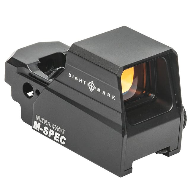 Sightmark Ultra Shot M-Spec LQD 65 MOA Circle Dot Crosshair Reflex Sight SM26034