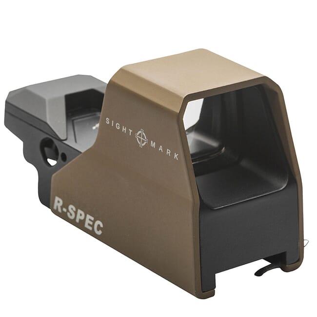 Sightmark Ultra Shot R-Spec 4 Pattern Dark Earth Reflex Sight SM26031DE
