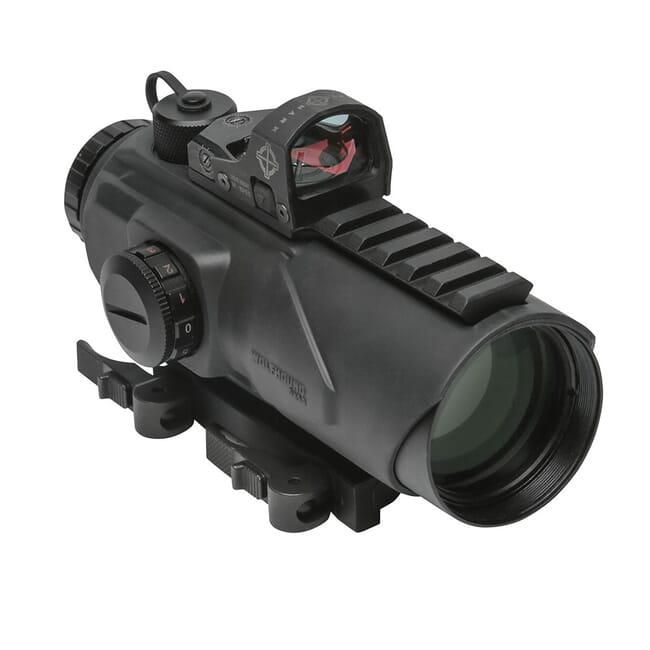 Sightmark Wolfhound 6x44 HS-223 Prismatic Sight w/ Mini Shot M-Spec Reflex Sight SM13026-LQDK