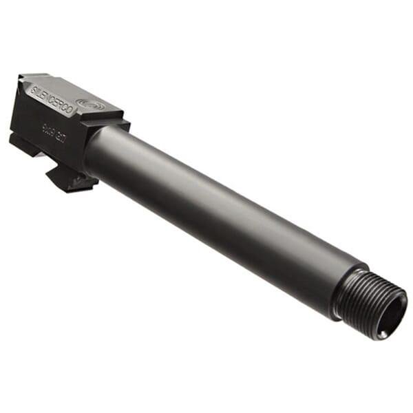 SilencerCo Glock 17 9MM threaded barrel .5x28 SC-AC864