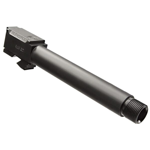 SilencerCo Glock 17L 9MM threaded barrel .5x28 SC-AC861