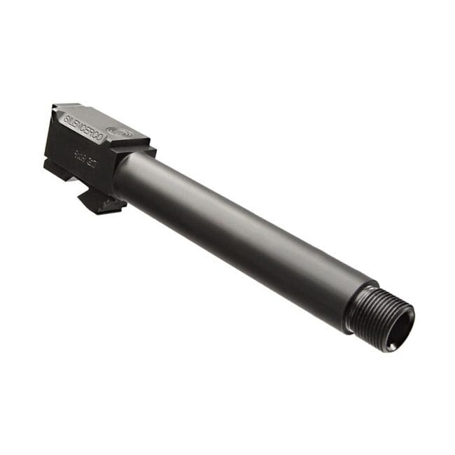 SilencerCo Glock 43 9MM threaded barrel .5 x 28 w/ Piston included SC-AC1726 SC-AC1726