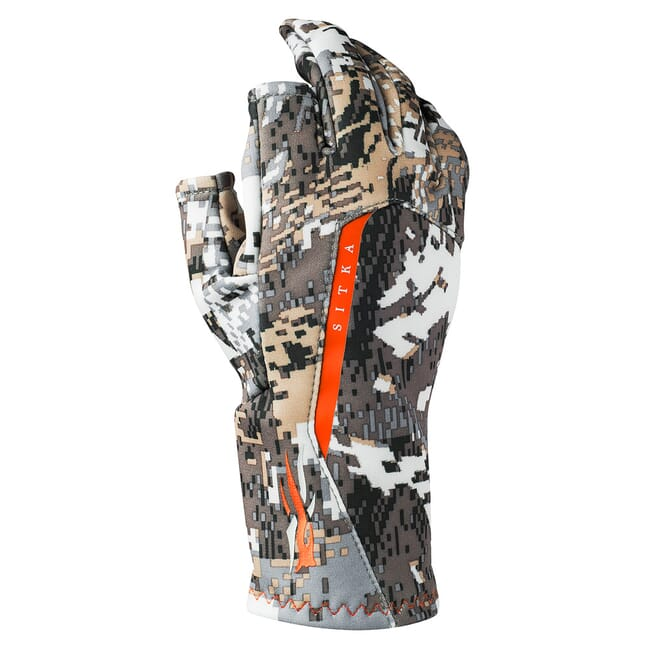 Sitka Women's Fanatic Glove Optifade Elevated II 90217-EV