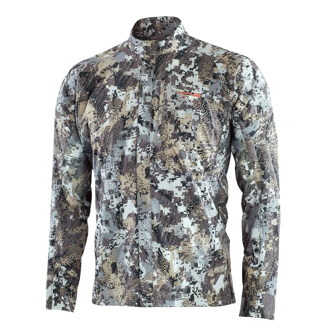 Sitka Elevated II ESW Shirt Optifade Elevated II Large 50163-EV-L
