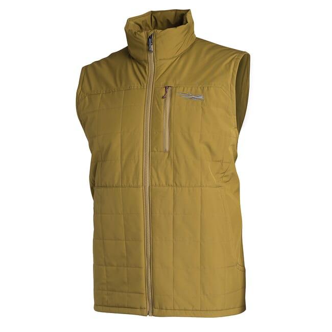 Sitka TTW Grange Vest Olive Brown 80018-OV
