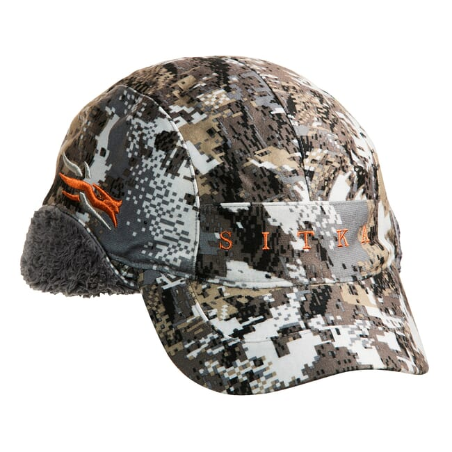 Sitka Optifade Elevated II Incinerator GTX Hat One Size Fits All 90087-EV-OSFA