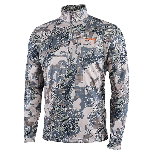 Sitka CORE Mid Wt Zip-T Optifade Open Country 10068-OB