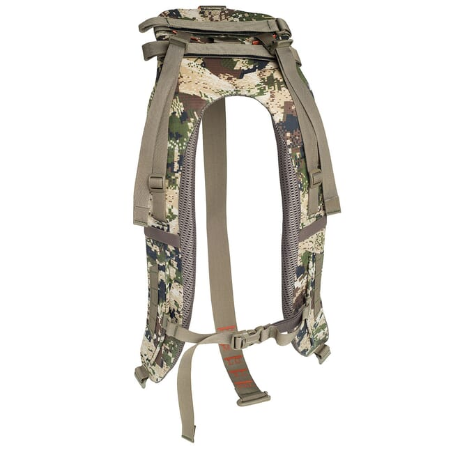 Sitka Subalpine Mountain Hauler Shoulder Yoke Optifade Subalpine Medium/Large 40064-SA-ML