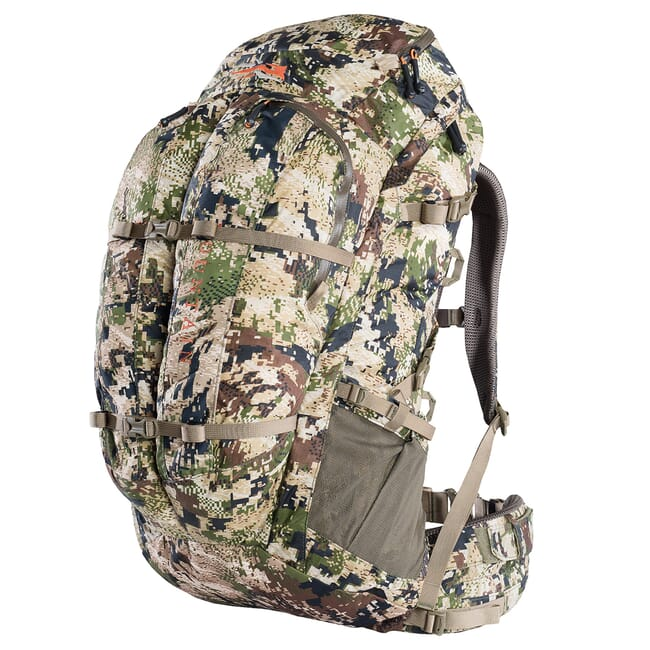 Sitka Women''s Mountain 2700 Pack Optifade Subalpine One Size Fits All 40071-SA-OSFA