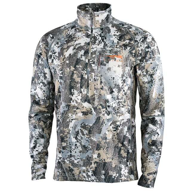 Sitka Heavyweight Zip-T Optifade Elevated II Extra Large Tall 70017-EV-XLT
